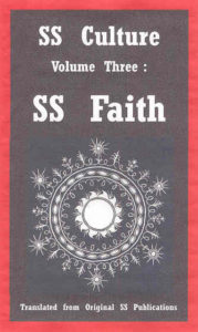 547-03 S-03-02 SS Culture - Volume Three: SS Faith