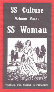 SS Culture - Volume Four: SS Woman