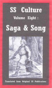 SS Culture - Volume Eight: Saga and Song