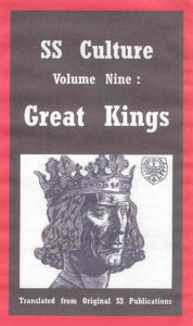 SS Culture - Volume Nine: Great Kings