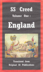 SS Creed - Volume One: England