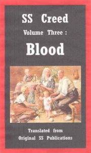 SS Creed - Volume Three: Blood