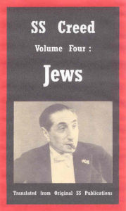 SS Creed - Volume Four: Jews