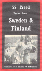 SS Creed - Volume Seven: Sweden and Finland