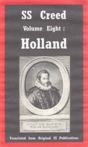 SS Creed - Volume Eight: Holland
