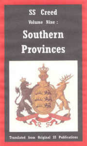 SS Creed - Volume Nine: Southern Provinces
