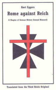 Rome Against Reich: A Chapter of German History Around Bismarck