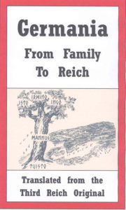 Germania from Family to Reich