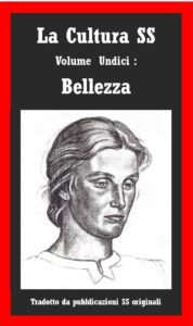 ITA-BK-547-11 La Cultura SS. Volume Undici:  Bellezza